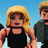 Battlestar Galactica Minimates: New Caprica Box Set