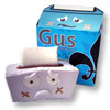 uhoh Toys Introduces Gus, the Sad Tissue Box