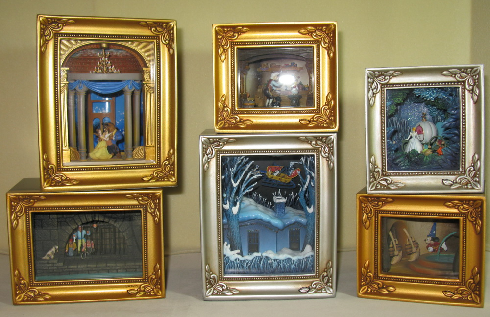Gallery Frame Set White