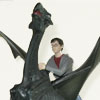 Gentle Giant: Harry Potter Thestral Statue Review
