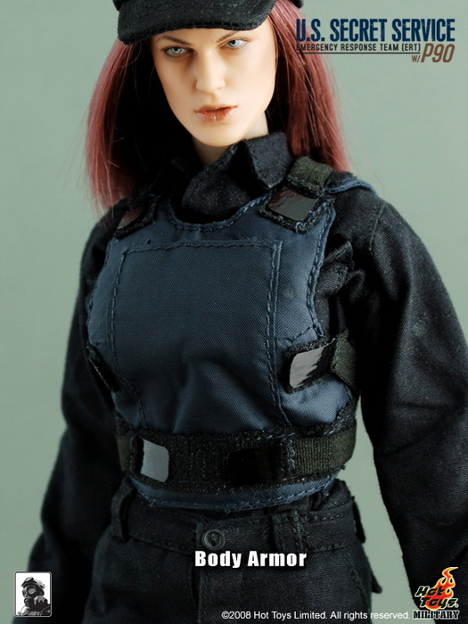 New Military Secret Service Figures From Hot Toys