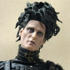 Hot Toys  Movie Masterpiece Edward Scissorhands 1/6th Scale Figure Review