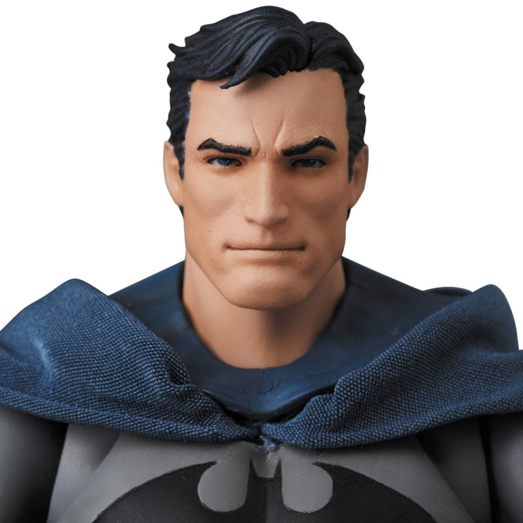 Mafex Hush Batman Action Figure Revealed Ybmw