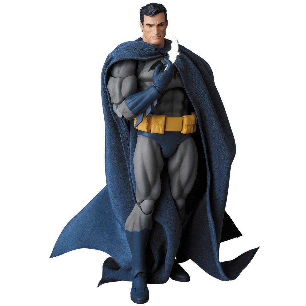 MAFEX Hush Batman Action Figure Revealed - YBMW