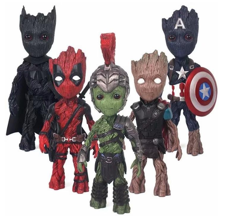 Grootlegs – The Wacky World Of Groot Bootleg Toys – YBMW