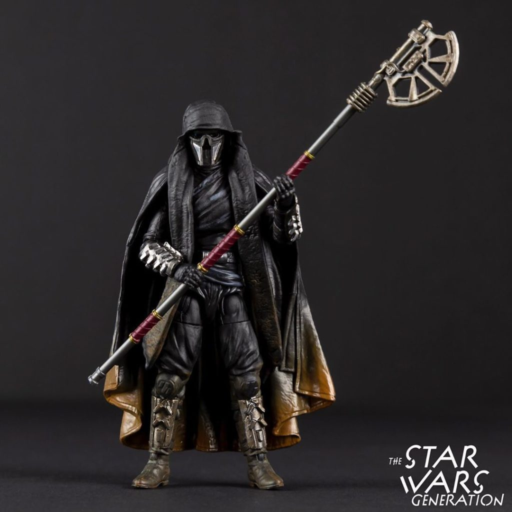 Star Wars The Vintage Collection Knight Of Ren
