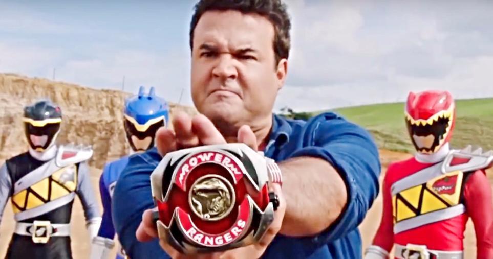 Power Rangers Beast Morphers Season 2 Trailer Reveals Original Red Ranger Austin St John Ybmw
